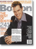 Best of Boston 2004