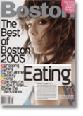 Best of Boston 2005
