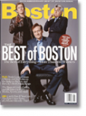 Best of Boston 2003